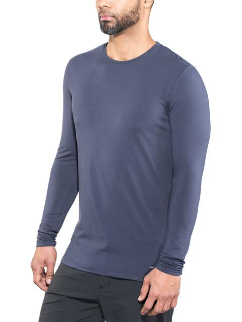 Craft Essential Warm Round-Neck LS Shirt Men maritime